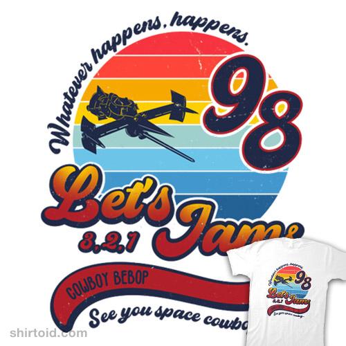Retro Let's Jam