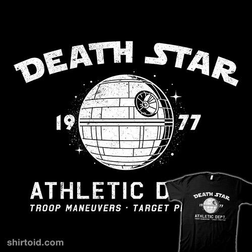 Sci-Fitness – Death Star