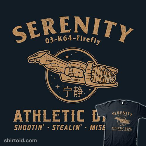Sci-Fitness – Serenity