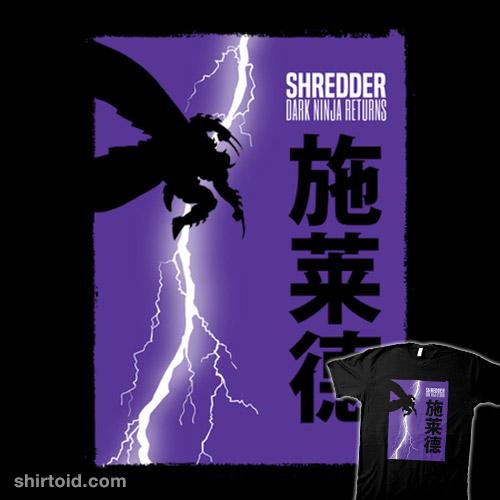 Shredder: Dark Ninja Returns
