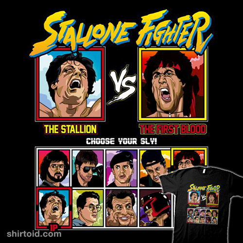 Stallone Fighter