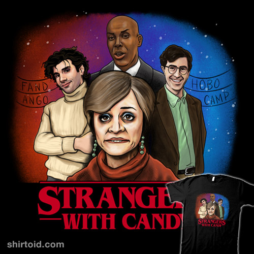 Stranger Things For Candy