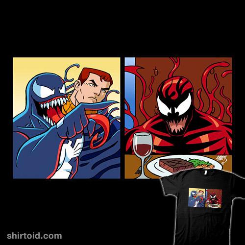 Symbiotes Yelling