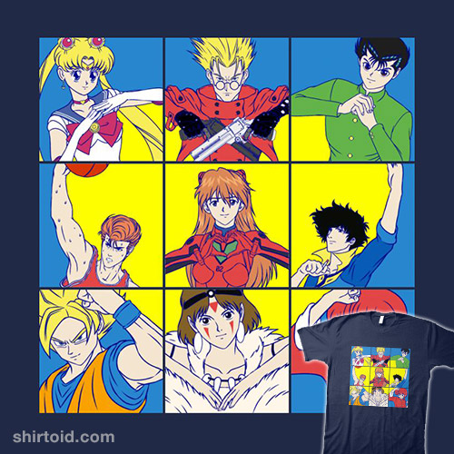 The Anime Heart of a 90s Kid