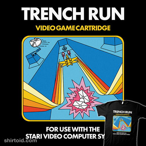 Trench Run the Game