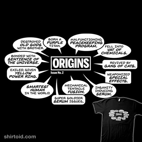 Villain Origins