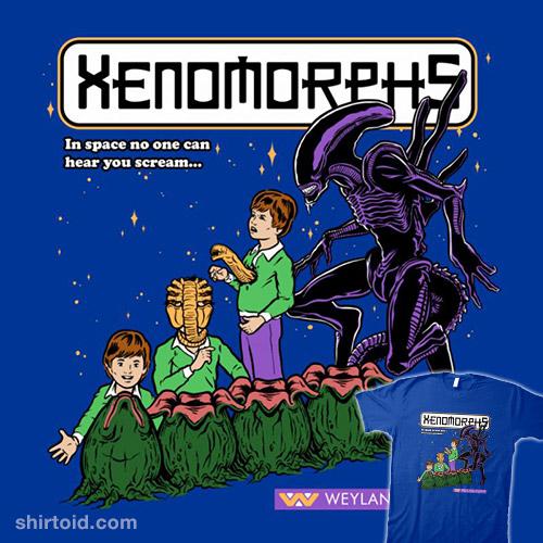 Xenomorphs Book