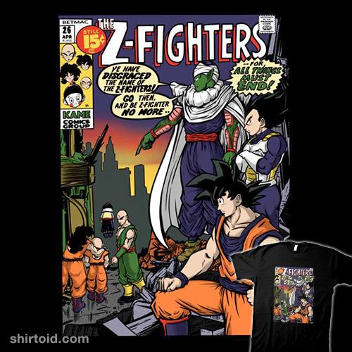 Z-Fighters