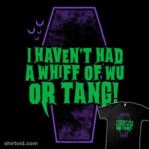 A Whiff of Wu or Tang