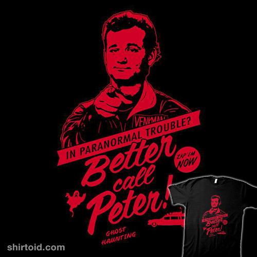 Better Call Peter