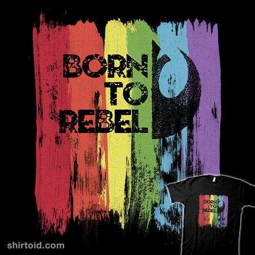 Born To Rebel