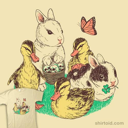 Bunnies and Duckies