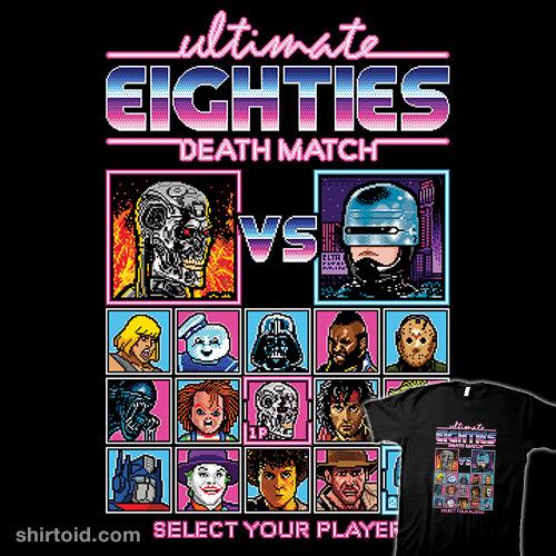 Eighties Death Match
