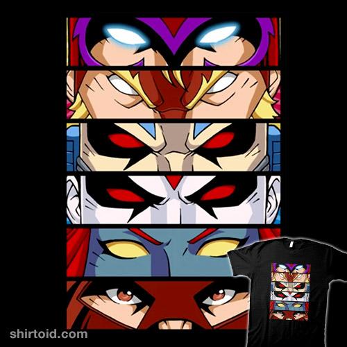 Evil Mutant Eyes