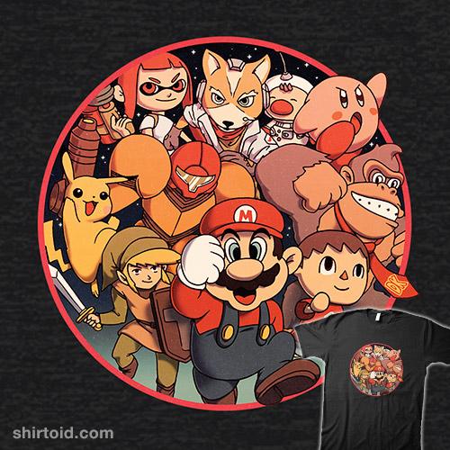 Gamer Squad