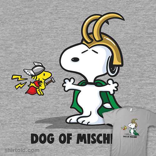 Glorious Mischief