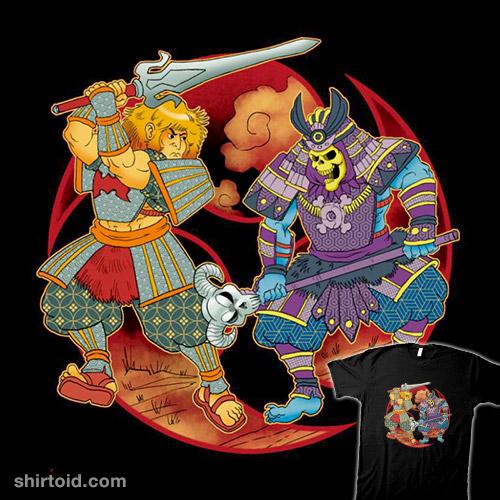 Masters of Bushido