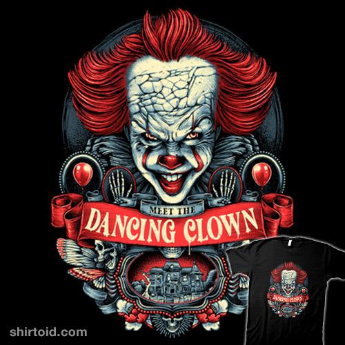 Meet the Dancing Clown