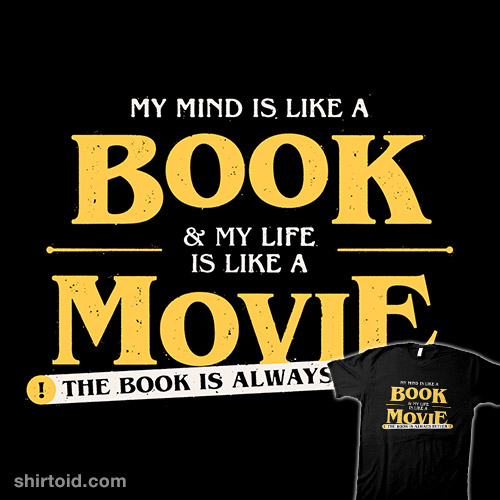 My Mind Is Like a Book