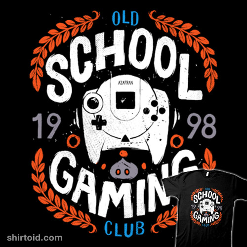 Old School Gaming Club – Dreamcast