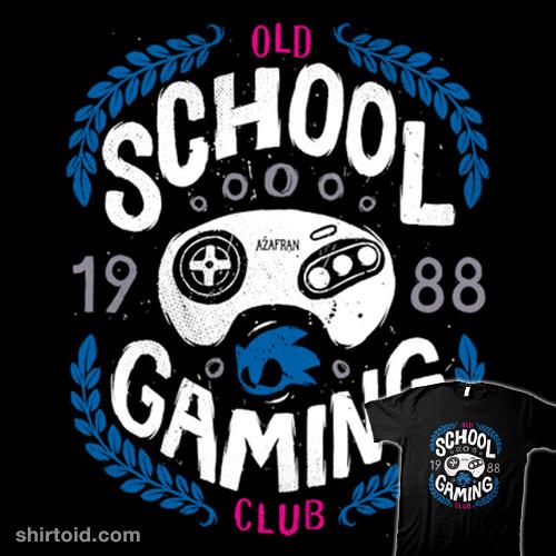 Old School Gaming Club – Genesis