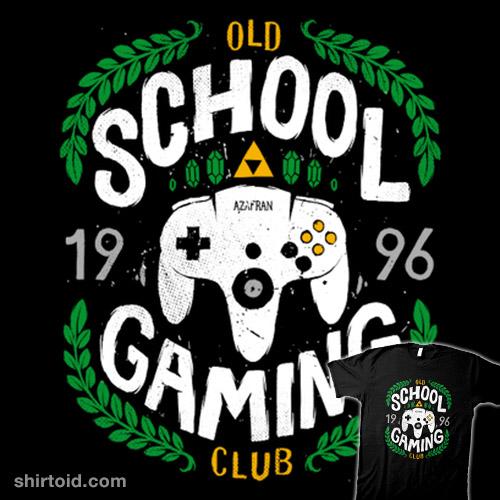 Old School Gaming Club – N64