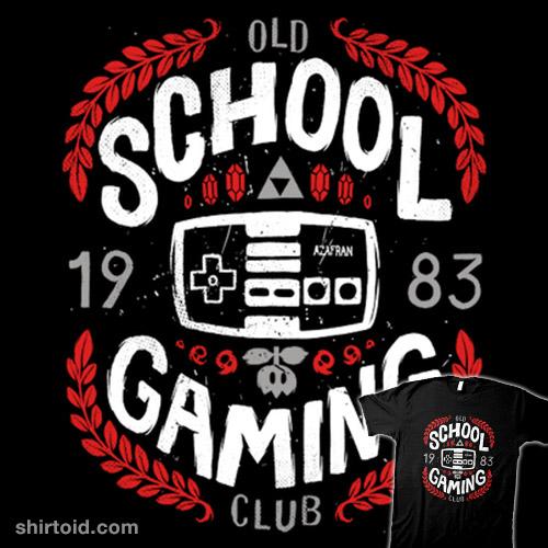 Old School Gaming Club – NES