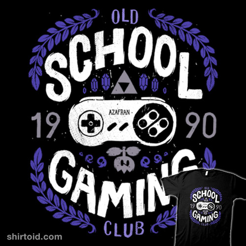 Old School Gaming Club – SNES
