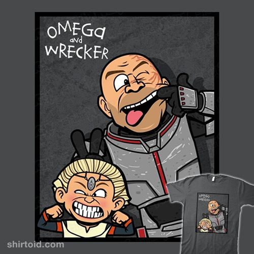 Omega and Wrecker
