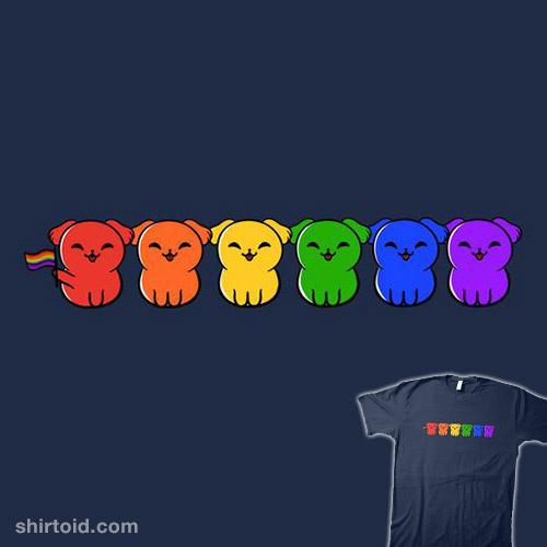 Pride Pups