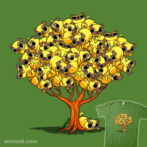 Pug Tree