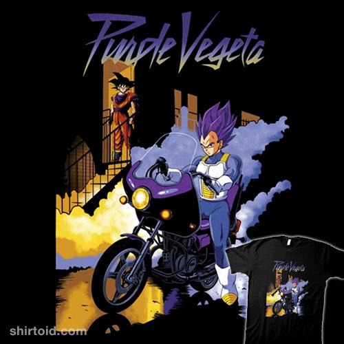 Purple Vegeta