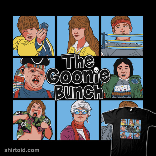 The Goonie Bunch