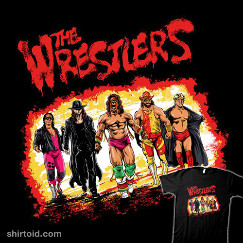 The Wrestlers (Remix)