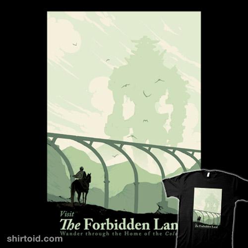 Visit the Forbidden Land