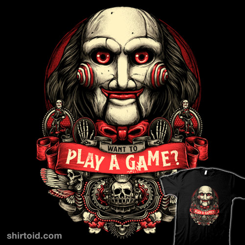 Want to Play a Game?