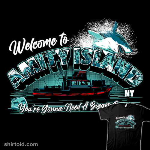 Welcome to Amity Island