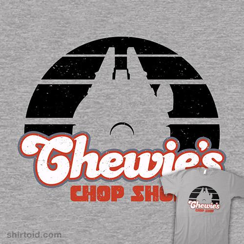 Chewie's Chop Shop