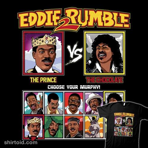 Eddie 2 Rumble – Coming to America