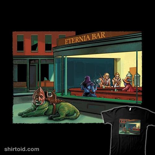 Eternia Bar