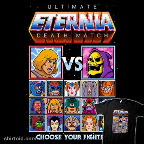Eternia Death Match