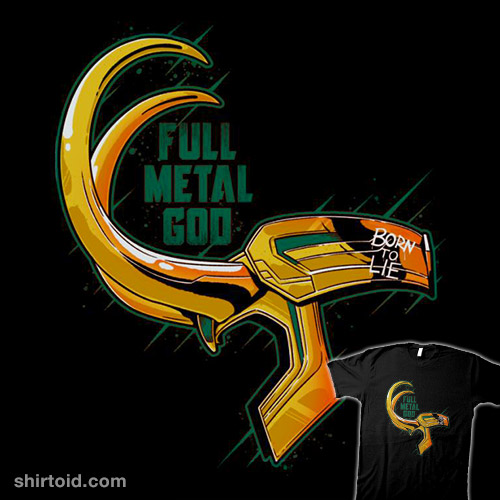 Full Metal God