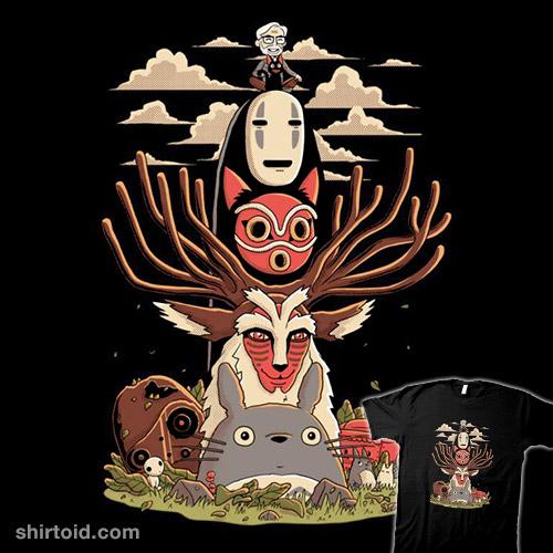 Ghibli Totem