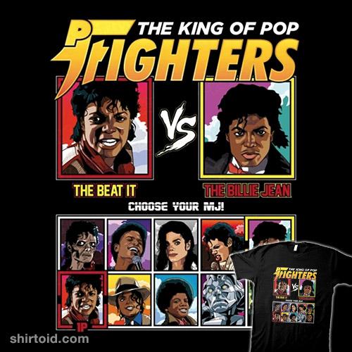 King of Pop Fighters – Beat It vs. Billie Jean