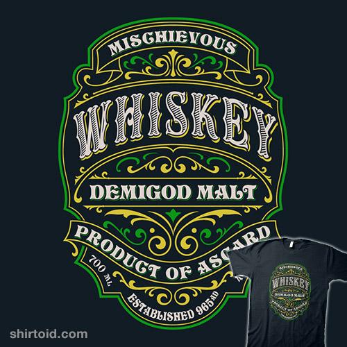 Mischievous Whiskey