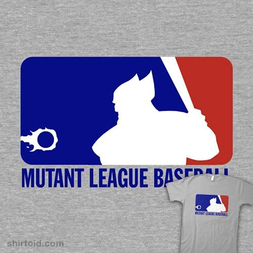 Mutant League Baseball