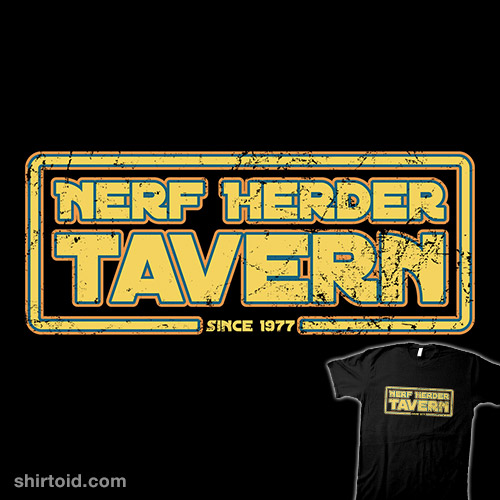 Nerf Herder Tavern