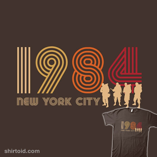 New York City 1984