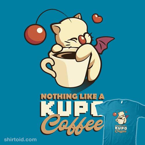 Nothing Like A Kup-O-Coffee