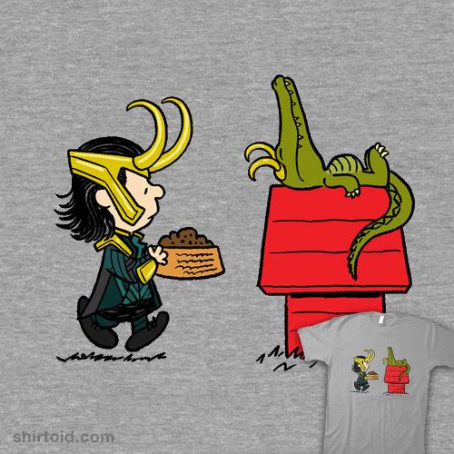 Peanuts Loki